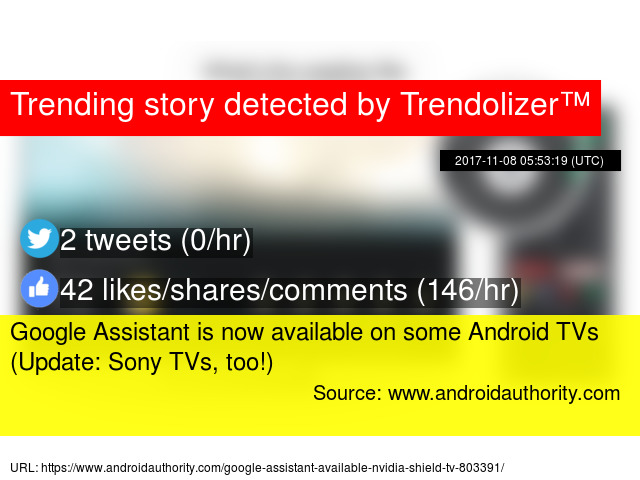 sony google assistant