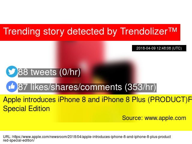 5c7d306d05dd25 Apple introduces iPhone 8 and iPhone 8 Plus (PRODUCT)RED Special Edition